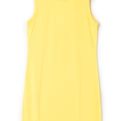 Mini-dress giallo con scollo sul retro, Primadonna, 13F750832TSGIALL, 002 preview