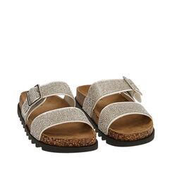 Zapatillas blancas con pedrería, Primadonna, 174701113ETBIAN036, 002a