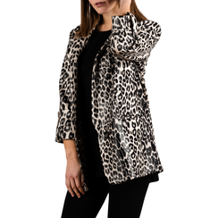 Blazer léopard, Primadonna, 15C910352EVLEOPM, 001a