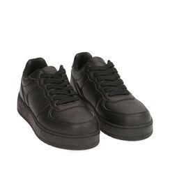Sneakers nere , Primadonna, 170101907EPNERO035, 002a
