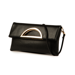 Pochette estensibile nera , GIFT IDEAS, 165108717EPNEROUNI, 004 preview