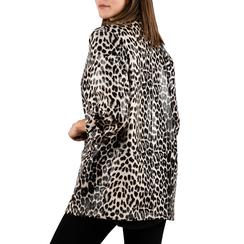 Blazer léopard, Primadonna, 15C910352EVLEOPM, 002a