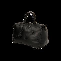 Sac noir matelassé, IDEE REGALO, 16F502088EPNEROUNI, 002 preview