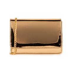 Borsa oro rosa effetto mirror, Primadonna, 155122414SPRAORUNI, 001 preview