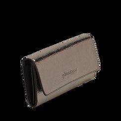 Portamonete canna di fucile in laminato, Borse, 143731611LMCANNUNI, 002a