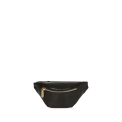 Mini marsupio nero, Borse, 165123032EPNEROUNI, 001a