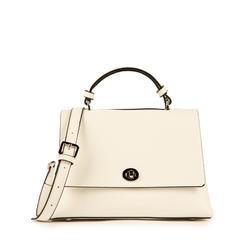 Petit sac blanc en simili-cuir, Sacs, 155700372EPBIANUNI, 001a
