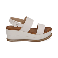 WOMEN SHOES WEDGE ECO-LEATHER BIAN, Chaussures, 154926601EPBIAN036, 001 preview