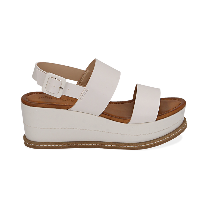 WOMEN SHOES WEDGE ECO-LEATHER BIAN, Chaussures, 154926601EPBIAN036