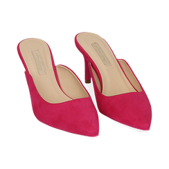 CALZATURA SABOT MICROFIBRA FUCS, Chaussures, 152133675MFFUCS037, 002 preview