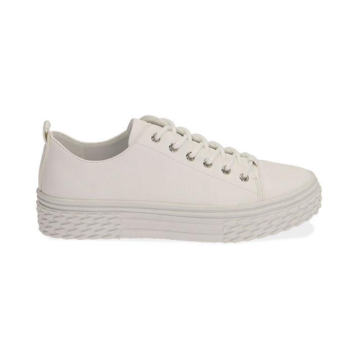 Sneakers bianche, Scarpe, 172822110EPBIAN035