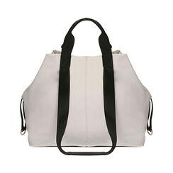 Maxi-bag bianca, Primadonna, 172392506EPBIANUNI, 003 preview