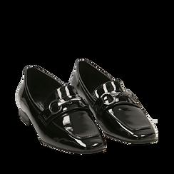 Mocasines de charol negro, Primadonna, 164822735VENERO035, 002a