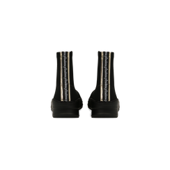 Sneakers nere in lycra a calza con suola in gomma, Scarpe, 121740405LYNERO, 003 preview