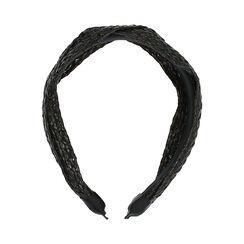 Bandeau noir en raphia , Primadonna, 17B301491RFNEROUNI, 001 preview
