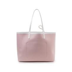 Maxi bag nude in eco-pelle, Primadonna, 133764106EPNUDEUNI, 003 preview