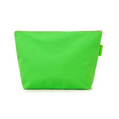 Pochette mare fluo verde in tessuto , Saldi Estivi, 133322281TSVERDUNI, 003 preview
