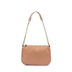 Petit sac porté épaule nude en simili-cuir, Primadonna, 155127201EPNUDEUNI, 001a
