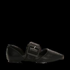 Ballerine a punta nere, Primadonna, 164936161EPNERO036, 001a
