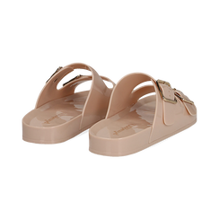 Zeppe beige in pvc, Primadonna, 130902002PVBEIG036, 004 preview