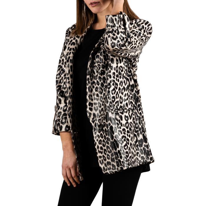 Blazer léopard, Primadonna, 15C910352EVLEOPM
