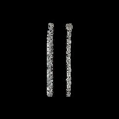 Cintura metallica argento con cristalli , Abbigliamento, 144010325MTARGEUNI, 001 preview