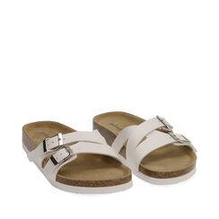 Zapatillas blancas, Primadonna, 177800041EPBIAN035, 002a