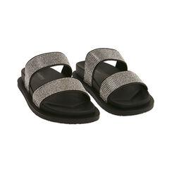 Chaussons en PVC noir, Primadonna, 174700595PVNERO036, 002 preview