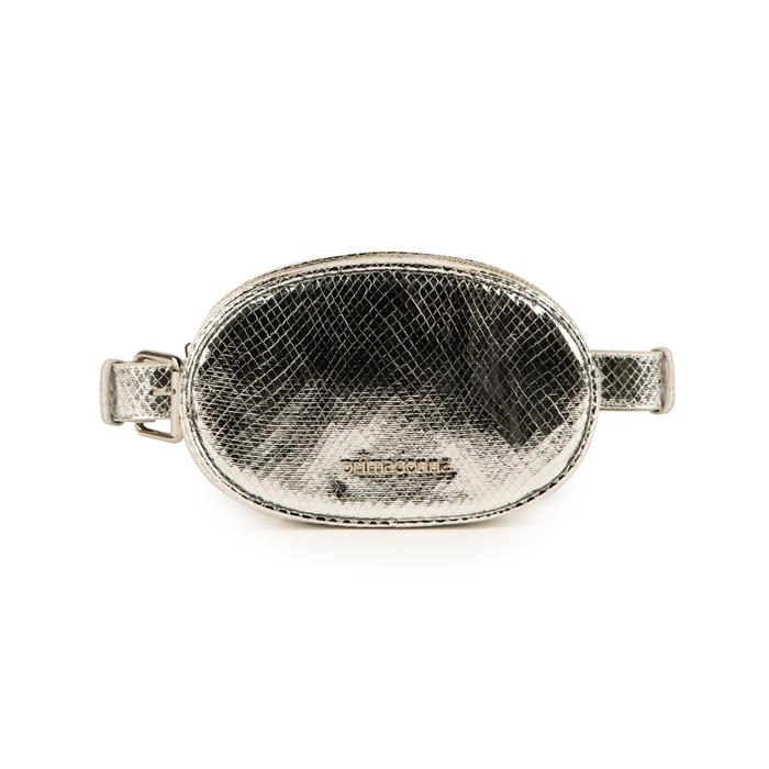Marsupio argento stampa vipera, Primadonna, 155100843EVARGEUNI