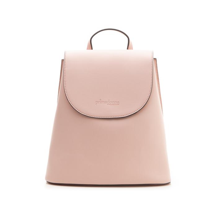 Zainetto rosa in eco-pelle minimal, Borse, 133783137EPROSAUNI
