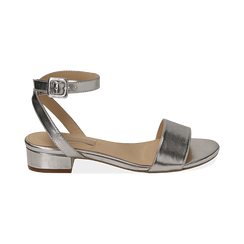 WOMEN SHOES FLAT LAMINATED ARGE, Chaussures, 154819193LMARGE036, 001 preview