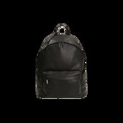 Sac à dos noir bottalato, IDEE REGALO, 16D982808ELNEROUNI, 001 preview