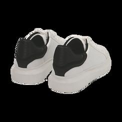 Zapatillas color blanco/negro, Primadonna, 162602011EPBINE035, 004 preview