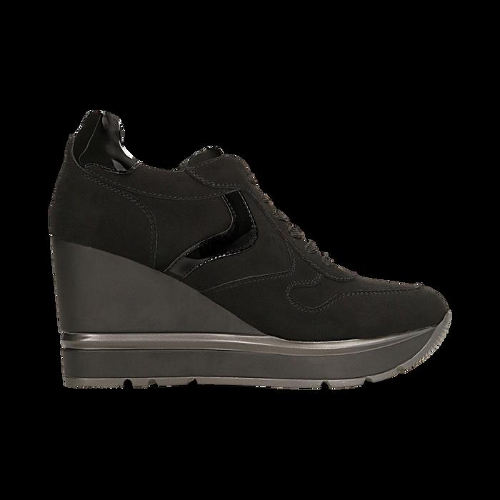 Cod122808661mfneroPrimadonna Donna Sneakers Tacco Alto Nere g7yY6bf