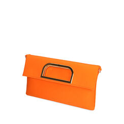 Pochette estensibile arancio in lycra, Primadonna, 175108714LYARANUNI, 002a
