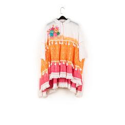 Caftano arancio in tessuto, Primadonna, 150500501TSARANUNI, 003 preview