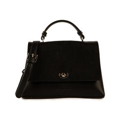 Mini bag en eco-piel color negro, Bolsos, 155700372EPNEROUNI, 001 preview
