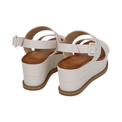 WOMEN SHOES WEDGE ECO-LEATHER BIAN, Chaussures, 154926601EPBIAN036, 004 preview