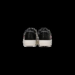 Sneakers nere con suola #followme, Scarpe, 122619062EPNERO, 003 preview
