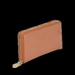 Portafogli nude in vernice, Borse, 142200896VENUDEUNI, 002a