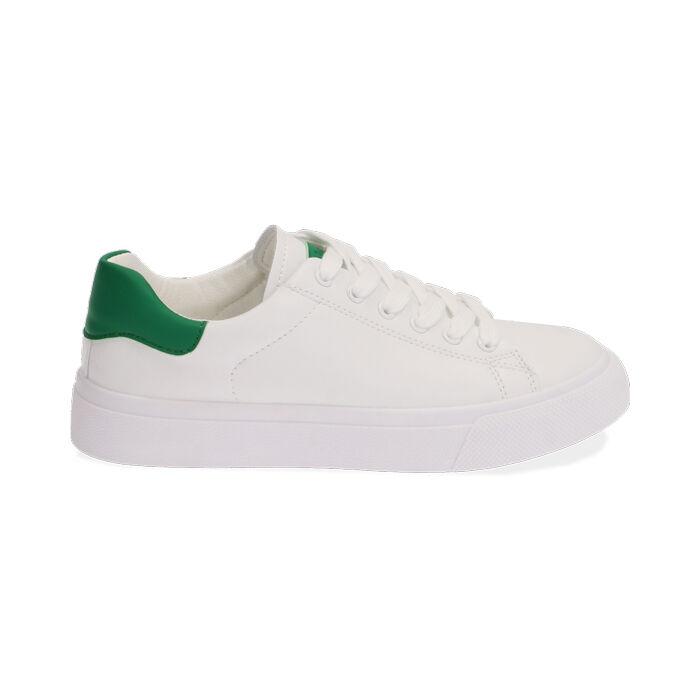 Baskets blanches / vertes, Chaussures, 172621209EPBIVE035