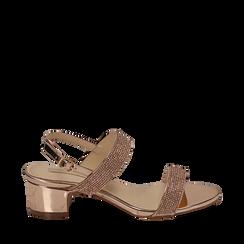 WOMEN SHOES SANDAL MIRROR RAOR, Chaussures, 154942401SPRAOR035, 001a