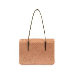 Petit sac nude en simili-cuir imprimé serpent, Sacs, 155122812PTNUDEUNI, 003 preview