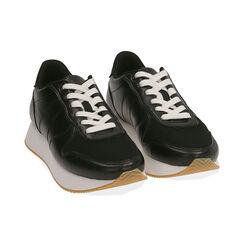 Sneakers nere, Primadonna, 177519501EPNERO035, 002 preview