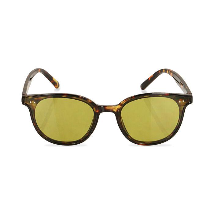 Occhiali da sole gialli, Primadonna, 17B401103PVGIALUNI