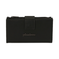 Portafogli nero, Borse, 155122158EPNEROUNI, 001 preview