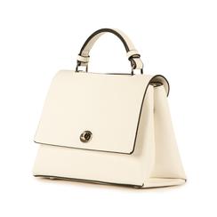 Mini bag bianca in eco-pelle, Borse, 155700372EPBIANUNI, 004 preview