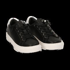 Zapatillas color negro, Zapatos, 162600308EPNERO035, 002 preview