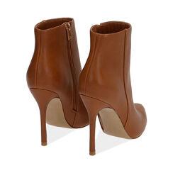 Ankle boots cognac, tacco 11 cm, Primadonna, 172146816EPCOGN035, 004 preview