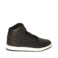 Sneakers nere , Primadonna, 182621186EPNERO035, 001a